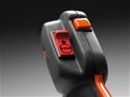 Interruptor de paragem com retorno automático