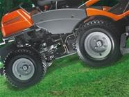 Tracción a las 4 ruedas (AWD)