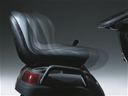 Assento móvel e ajustável