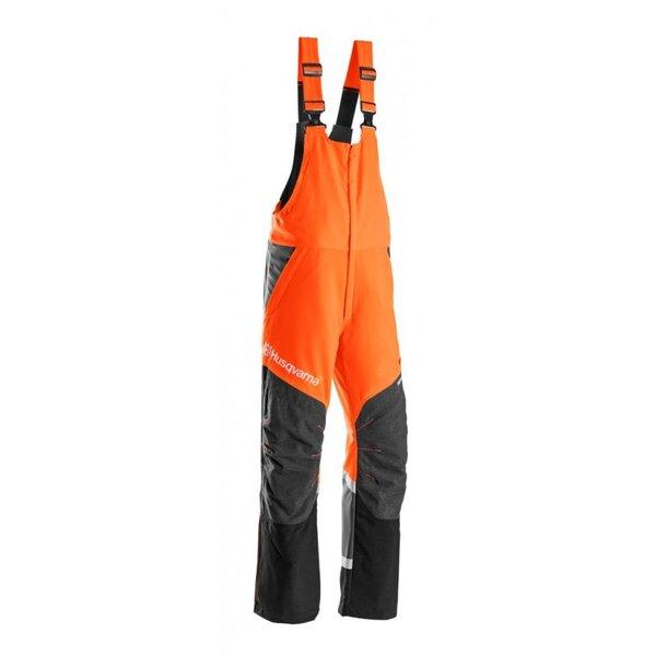 Calças de Carpinteiro com suspensórios Technical - Husqvarna
