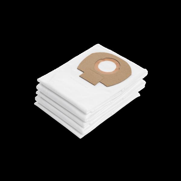 saco de filtros de felpo para aspiradores