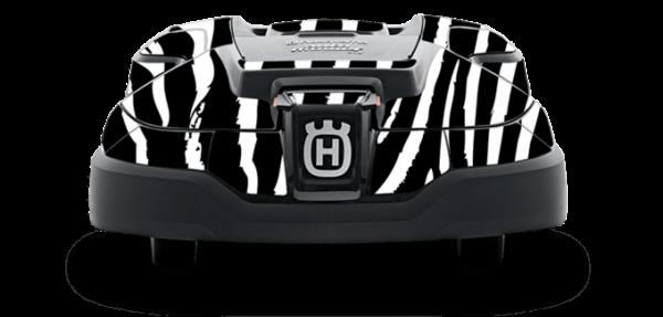 kit Autocolante zebra