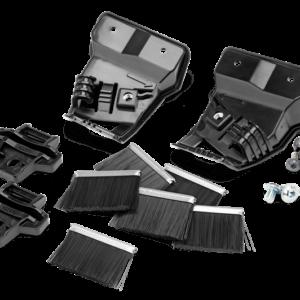 Kit de escovas para rodas